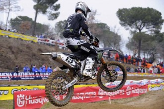 Yamaha ovládla Montevarchi