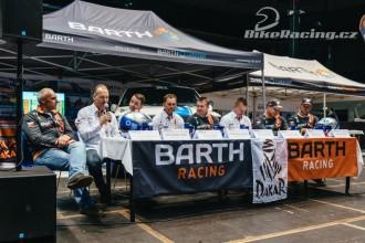 Barth Racing představil svůj tým pro Dakar
