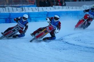 MS Ice Speedway  - Saransk (RUS) neděle