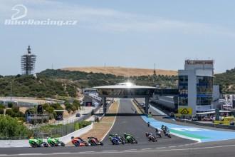 Talenti se v Jerezu do závodů nedostali