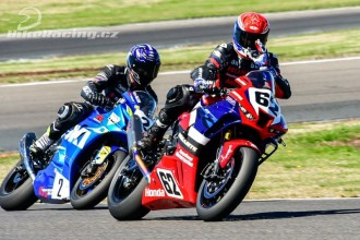 4. kolo NZ Superbike 2021 – Taupo