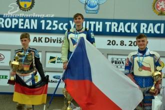 Finále EU Cup Youth Track 125cc – Divišov
