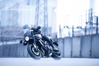 Nový XSR900 Abarth