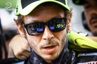 Rossi: Cílem je dál závodit