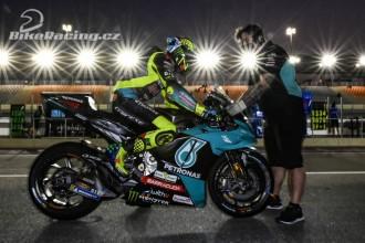 Rossi: Jsme dobře připraveni