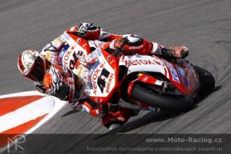 Těžký den pro Ducati Xerox