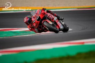 Jezdci Ducati dokončili test v Misanu