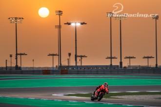 MotoGP test Katar 2 – pátek