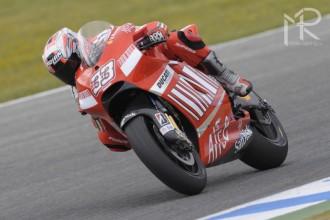 Obtížná kvalifikace pro Ducati Marlboro