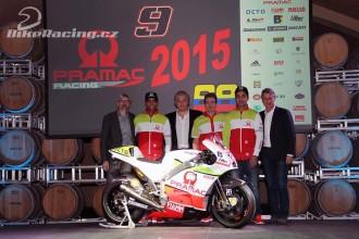 Představení Pramac Racing Teamu