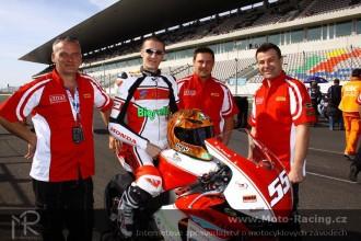 První závod pro SMS Racing