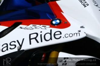 Suter, BMW a Moto1