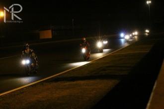 24h Le Mans: závod (08:00; po 17 hodině)