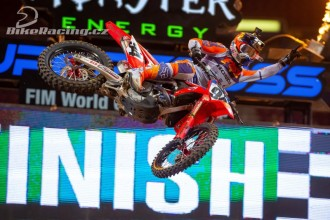 AMA/FIM Supercross 2020 – St. Louis