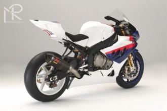 Druhý tým s motocyklem BMW potvrzen