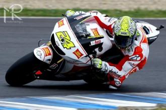 Elias Moto2 za Ponse