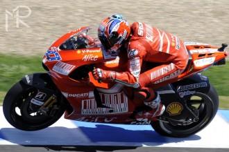 GP Valencie 2009  1. trénink MotoGP