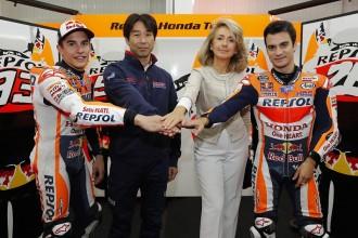 Repsol a Honda - prodloužená spolupráce