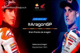 Aragon další výzvou pro tým Repsol Honda
