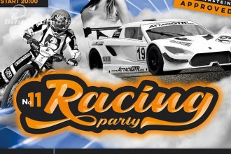Dva týdny do Racing Party Nr. 11 2016