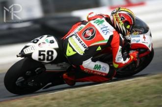 GP Austrálie - závod 250 ccm