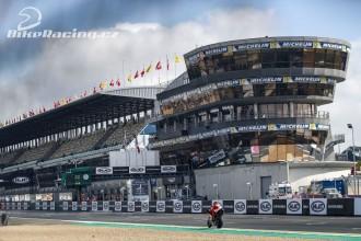 GP Francie - sobota