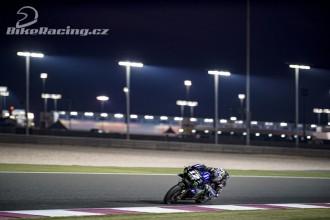 MotoGP test Katar 2 – čtvrtek