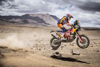 Rally Dakar 2018: 7. etapa