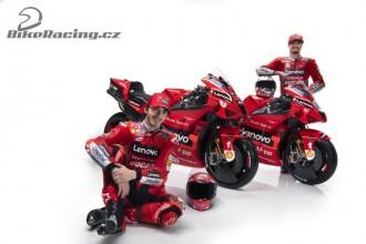 U Ducati připraveni na test