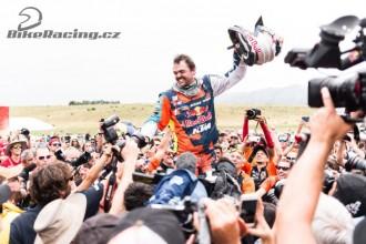 Rally Dakar 2018: 14. etapa