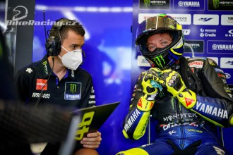 Rossi: Podpis oznámíme v Barceloně