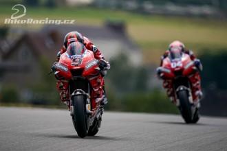 U Ducati se soustředili na konzistentnost
