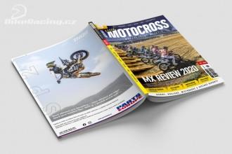 Časopis Czech Motocross 01-2021 v prodeji
