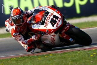 Ducati před domácím závodem