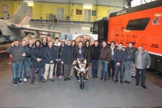 Oficiální představení Squadre Corse Italia