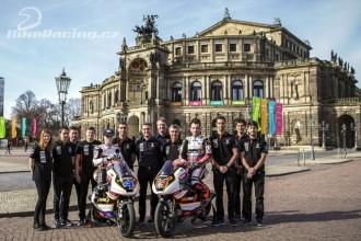 Představení týmu Peugeot MC Saxo Print