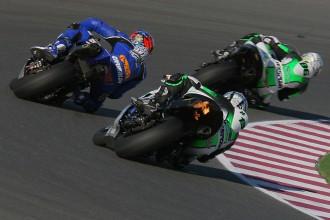 Team Pedercini debutoval s Kawasaki