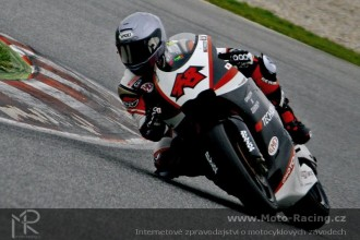 Test 125/Moto2  Barcelona (pátek)