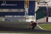 MotoGP test Katar obrazem