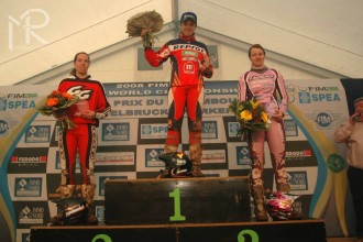 Laia Sanz vyhrála v Lucembursku