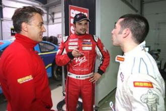 Marco Melandri byl v Qataru vidět
