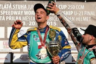 Speedway MS Juniorů – Pardubice