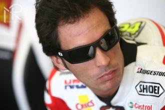 Toni Elias zahájil testování Moto2