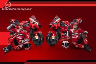 U Ducati chtějí zpět na pódium