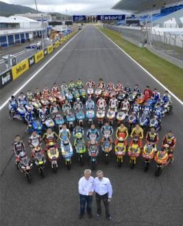 42 jezdců - 42 motocyklů - Piaggio Group