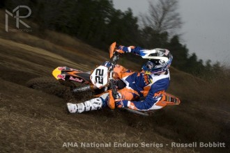 AMA National Enduro odstartovalo v Sumteru