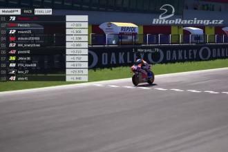 Další závod MotoGP na Red Bull Ringu