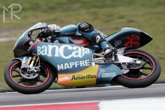 GP Misano  1. trénink 125cc
