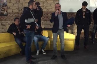 Lukáš Kvapil dostal cenu Fair Play