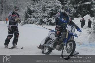 MČR v motoskijöringu  Olešnice v Orl.horách